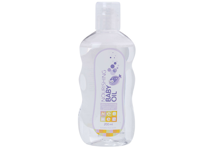 Mee-Mee Baby Hair Oil