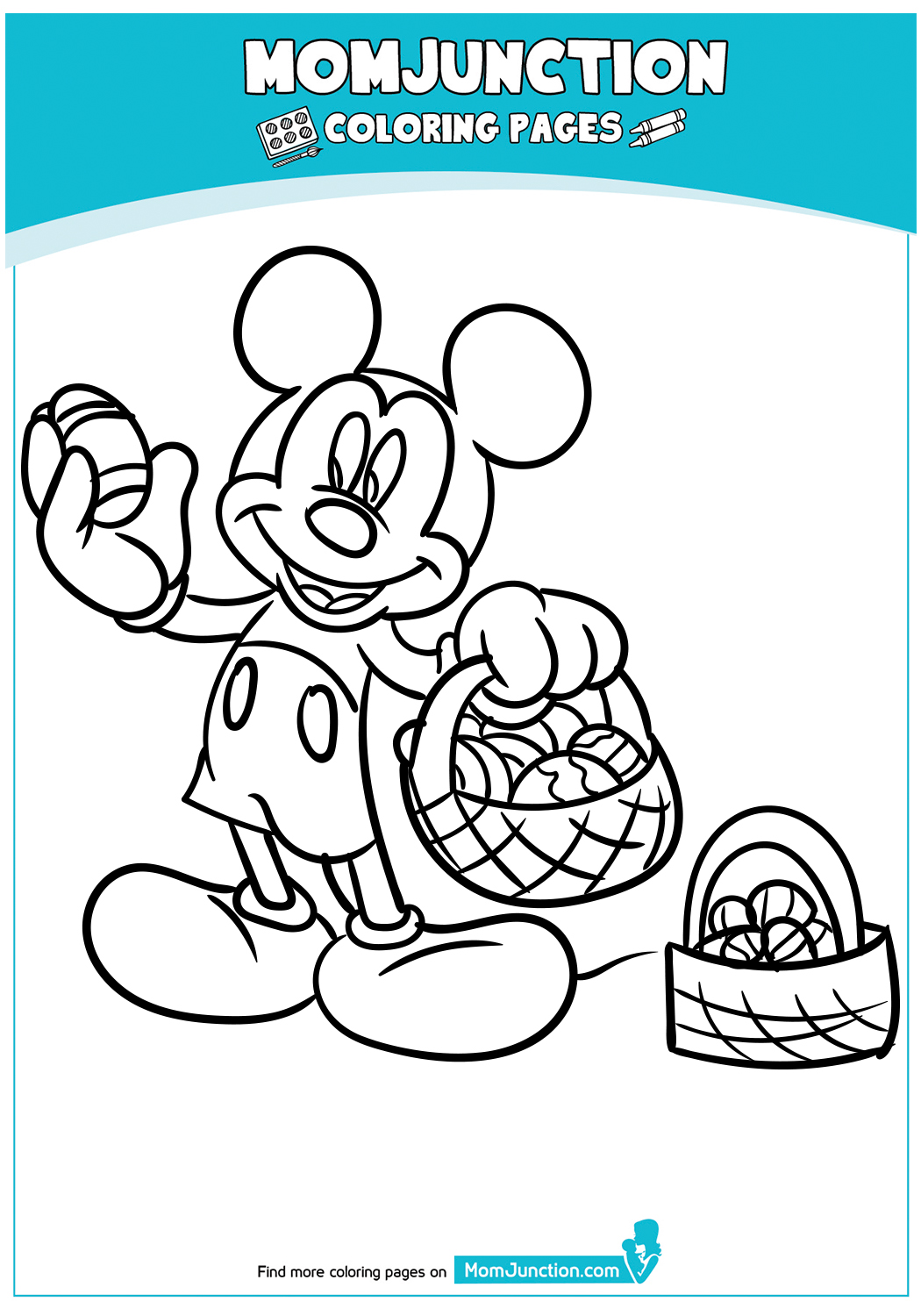 Mickey-Mouse-with-Waster-Egg