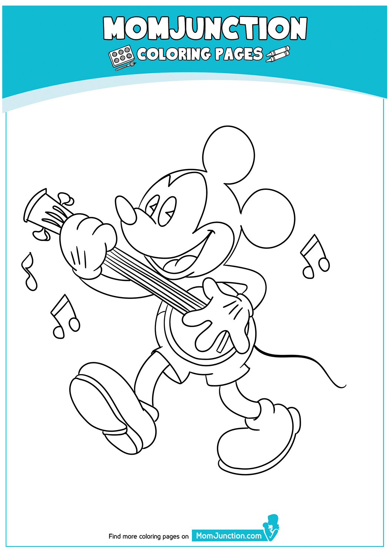 Mickey-Playing-Music-17