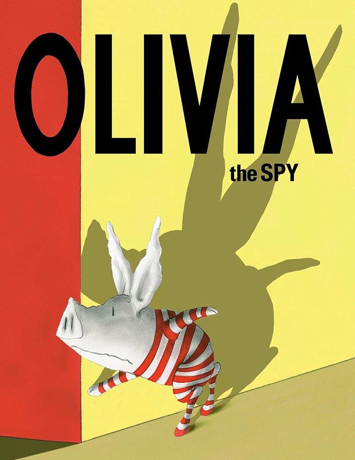 Olivia, The Spy