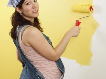 Painting When Pregnant: Is It Safe For Your Unborn Baby?