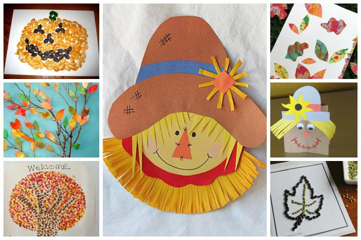 delightful Fall Craft Preschool Part - 9: MomJunction