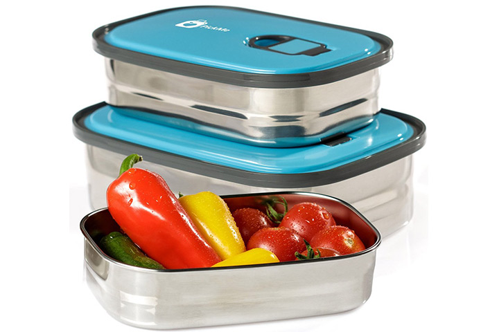 PickMe Bento Stainless Steel Lunchbox