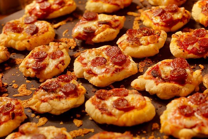 Pizza Biscuits