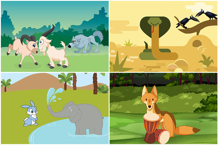 Images Of Short Panchatantra Stories For Kids
