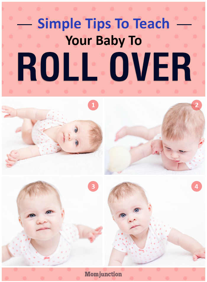 When Do Babies Roll Over