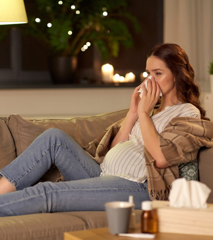 Sinusitis During Pregnancy Types Causes And Home Remedies