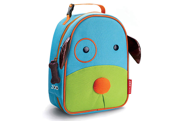 Skip Hop Zoo Kids Insulated Lunch Box1