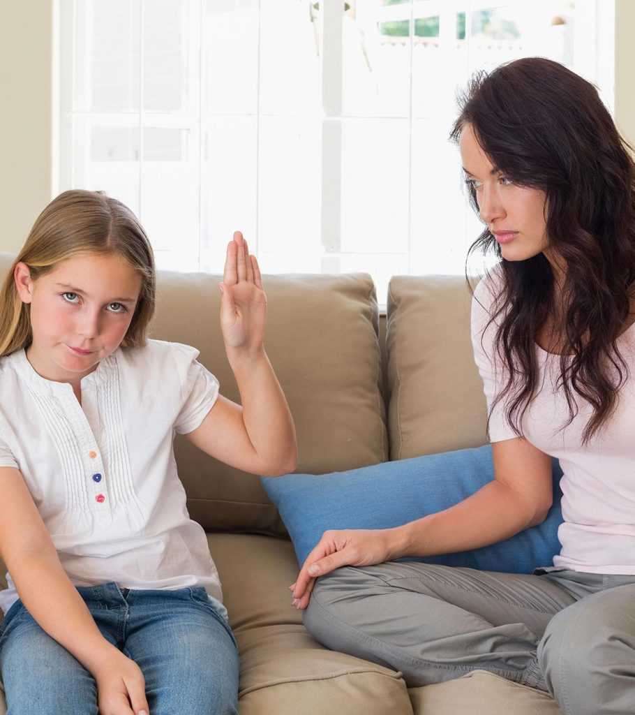 Ten Ways To Deal With A Stubborn Child