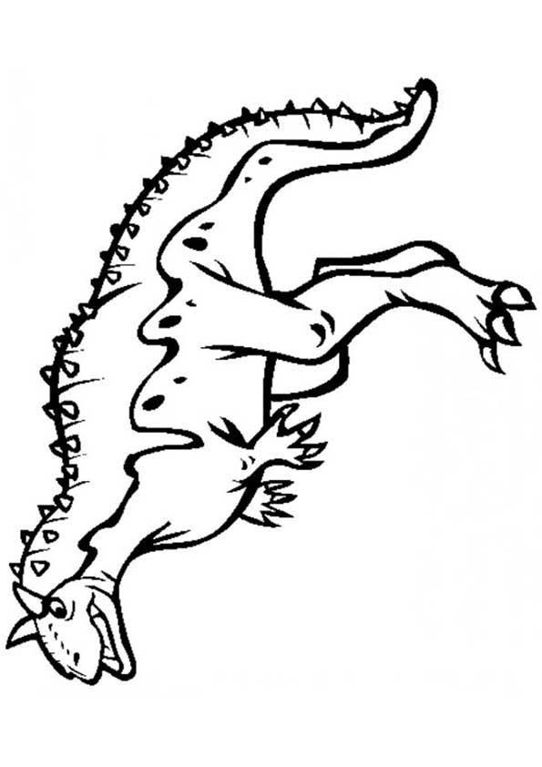 The-Carnotaurus