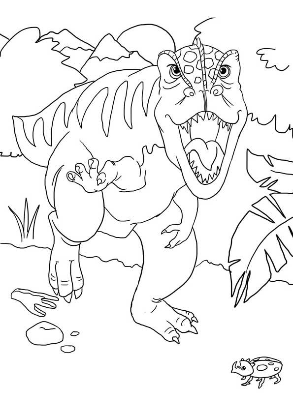 The-Dino-Says-Hello