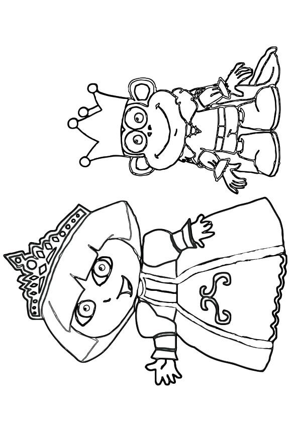 The-Dora-The-Queen