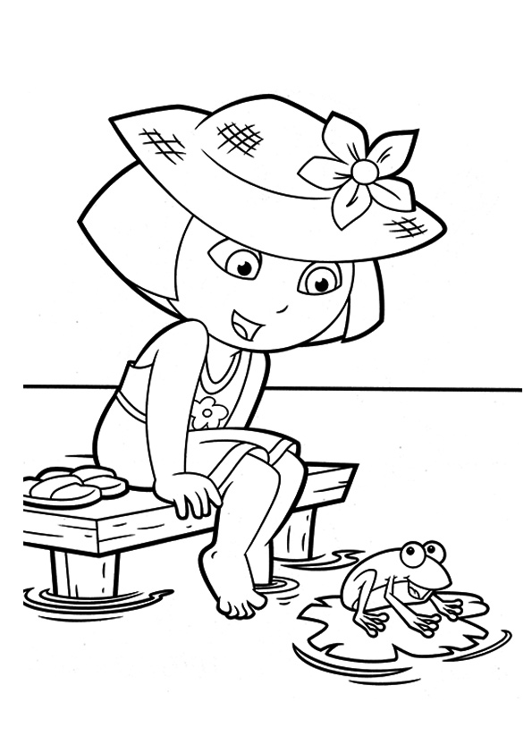 The-Dora-and-the-Little-Froggie