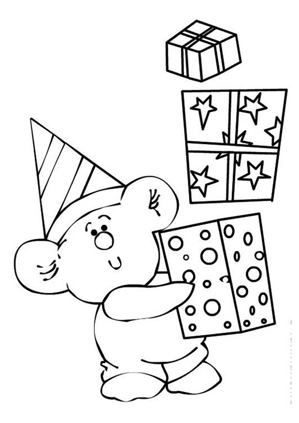 The-Gift-Boxes-coloring-page