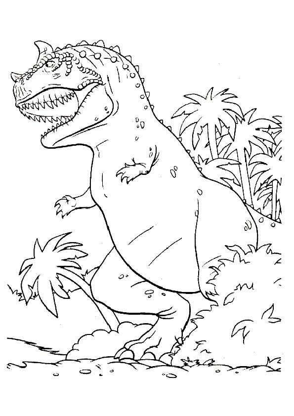 The-Horned-Dinosaur