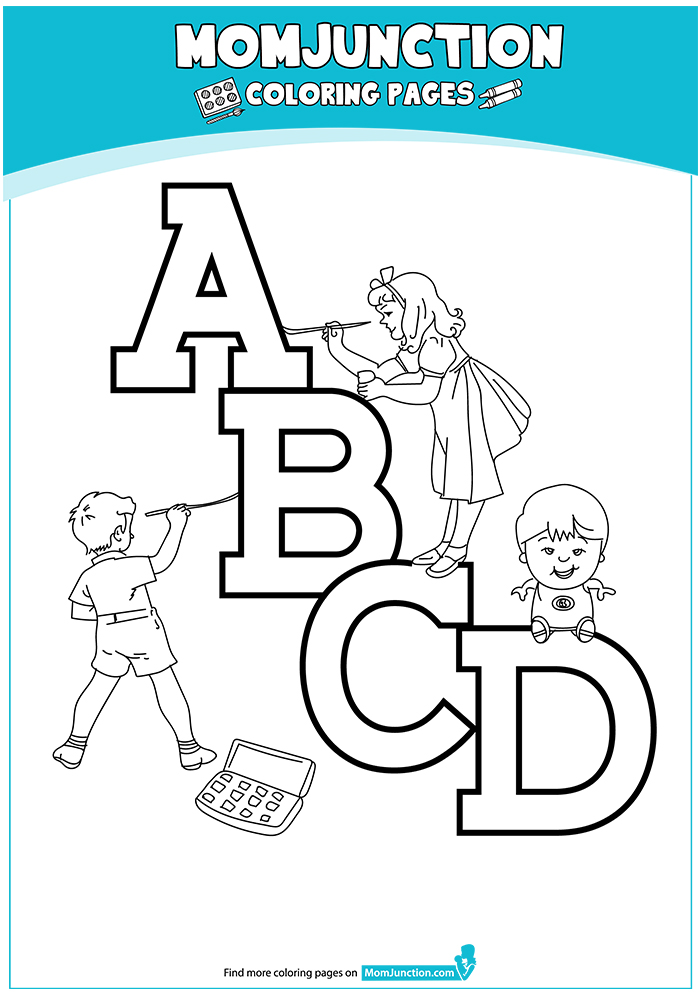 The-Kids-Coloring-the-Letters-16