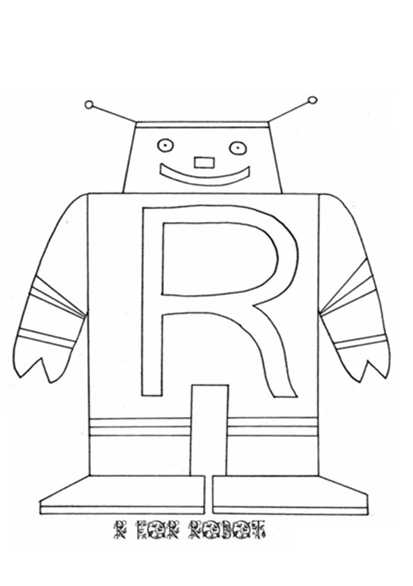 The-R-for-Robot
