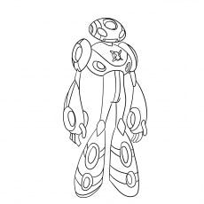 The-Robotic-Alien