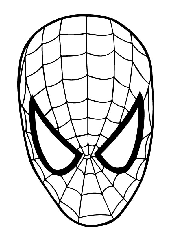 The-Spidermans-Mask