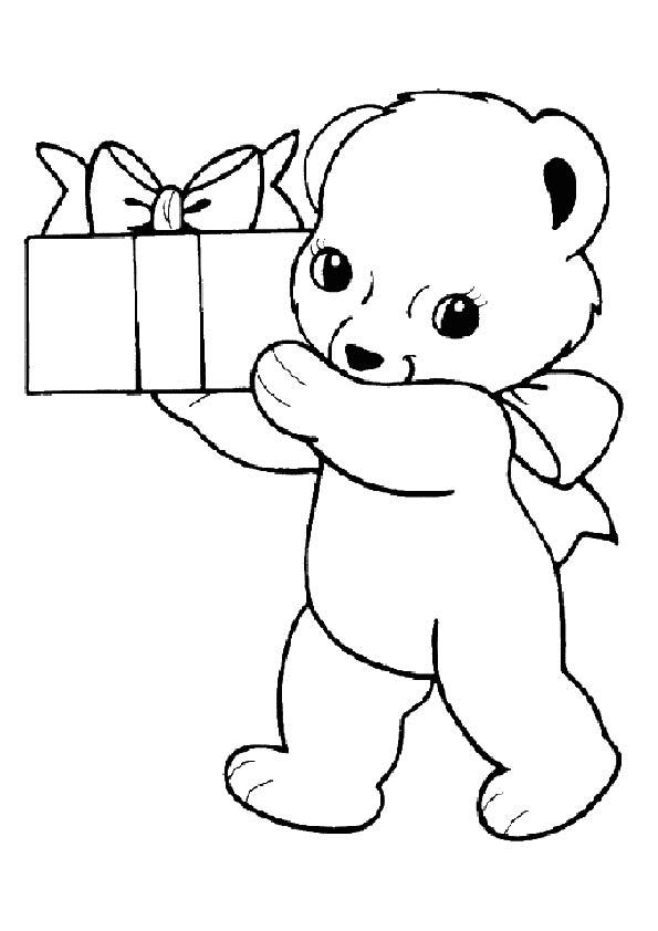 The-Teddy-Brings-The-Gift