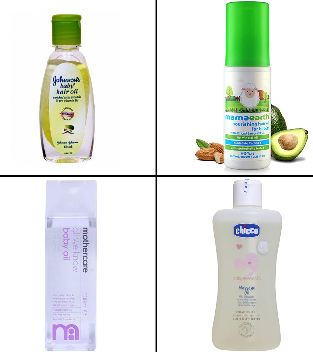 Best Hair Growth Oils To Buy In 2019 Including Castor, Coconut