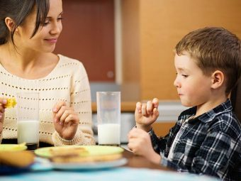 18 Simple Steps To Develop Healthy Eating In Kids