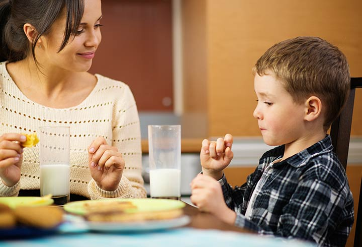 simple tips to help your children develop healthy habits