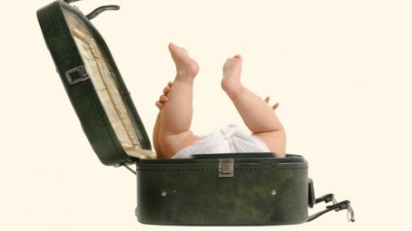 Travelling With Your Baby