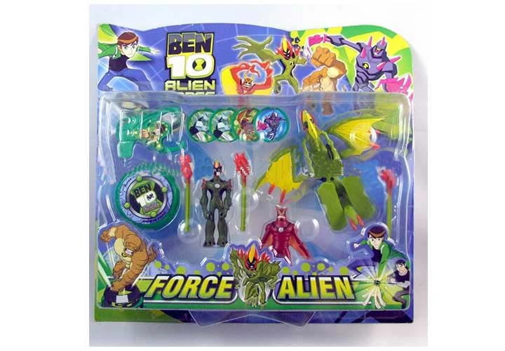 ultimate alien gift set