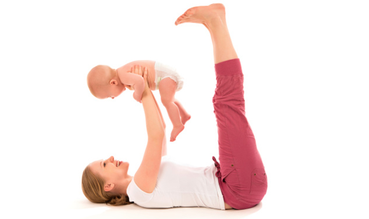 Post Pregnancy Yoga After C Section
