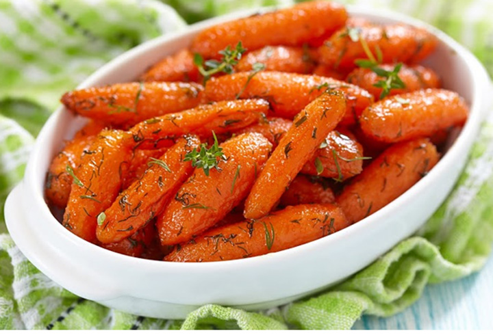 Crunchy Carrots