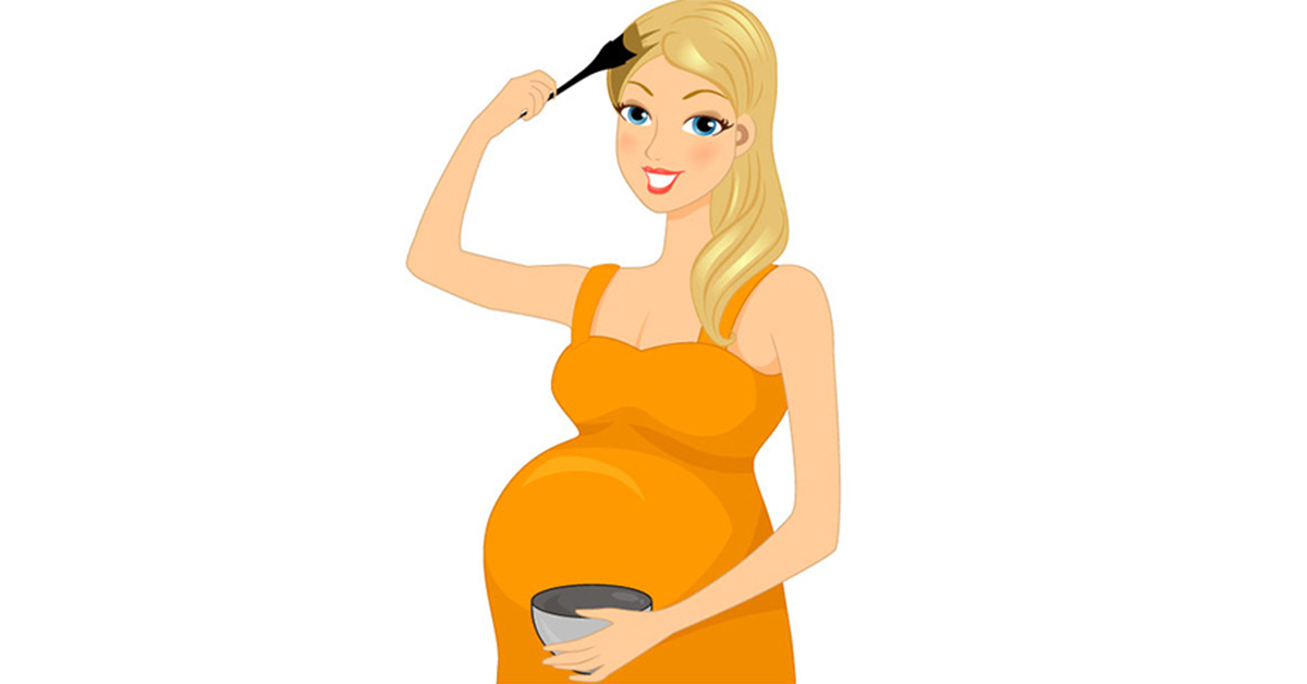 Is It Safe To Hair Color During Pregnancy
