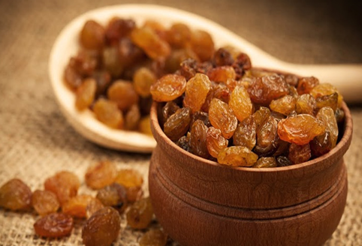 Raisins & Dates