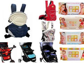 Top 10 Useful Mee Mee Baby Products For Your Little Ones