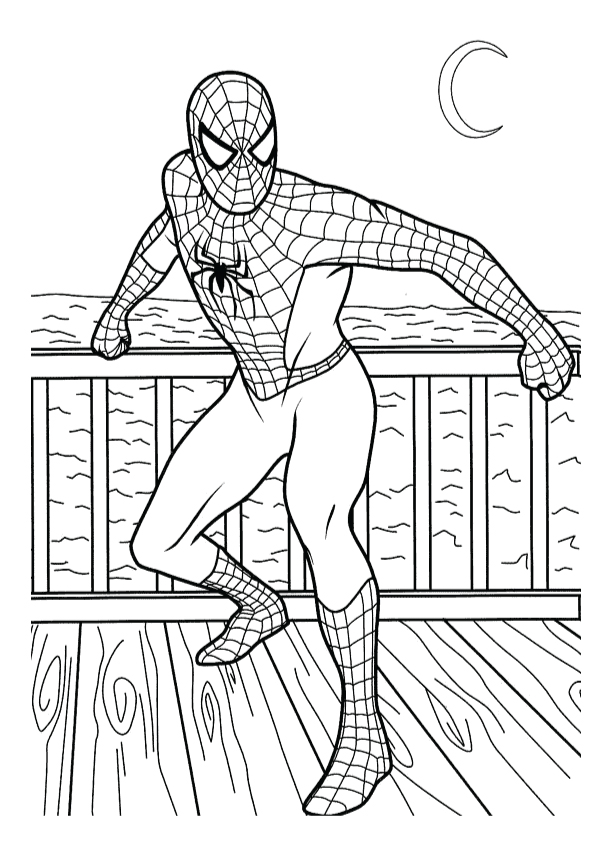 free-printable-spiderman