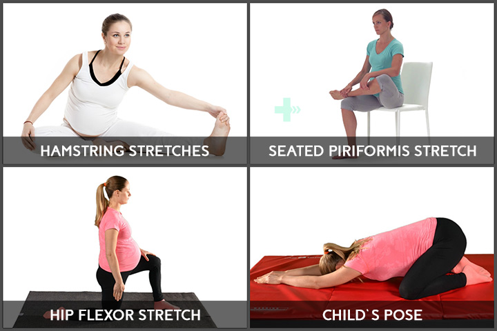 Stretches To Relieve Your Hip Pain During Pregnancy