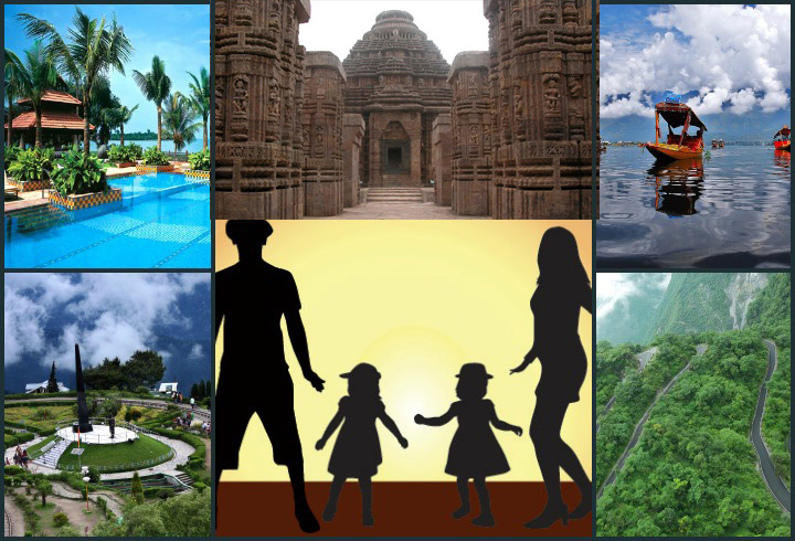 beautiful places to enjoy with your kids in india