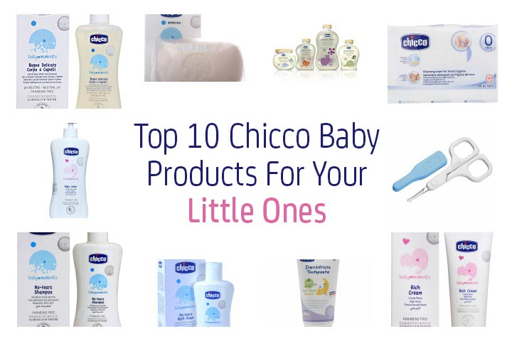 chicco baby products for your little ones