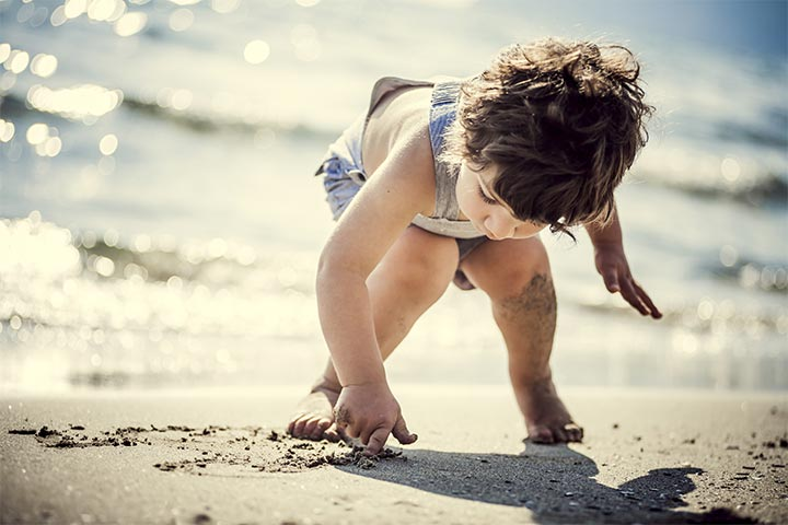 3 activities that will bring your child's senses to life