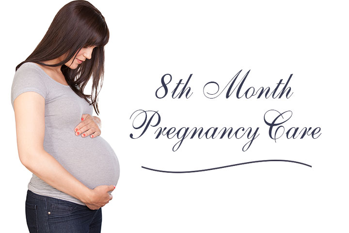 8 Months Pregnant: Symptoms, Baby Development And Diet Tips