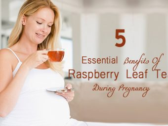5 Health Benefits Of Drinking Raspberry Leaf Tea In Pregnancy