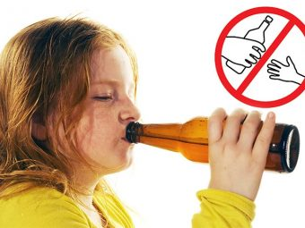 6 Effective Ways To Control Your Kid From Consuming Alcohol