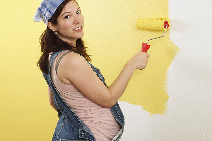 Painting When Pregnant Is It Safe For Your Unborn Baby - Can you paint while pregnant