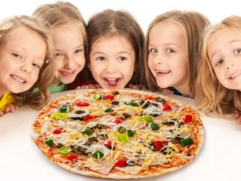 10 Simple And Healthy Pizza Recipes For Kids