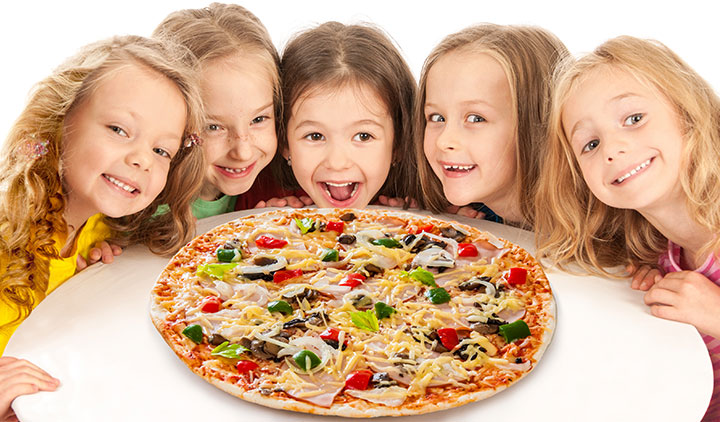 10 yummy & healthy pizza varieties for your kids