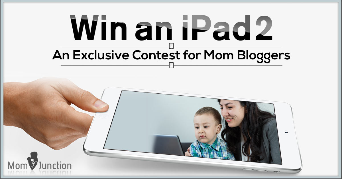 Mom Bloggers Contest - Win iPad