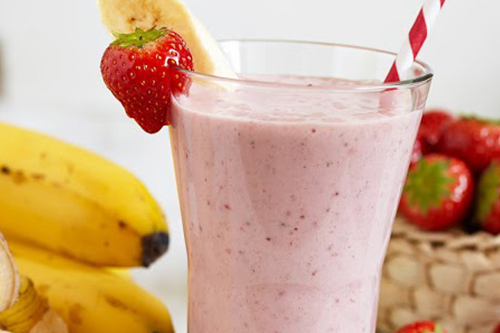 Smoothies Energy Drink in Pregnancy