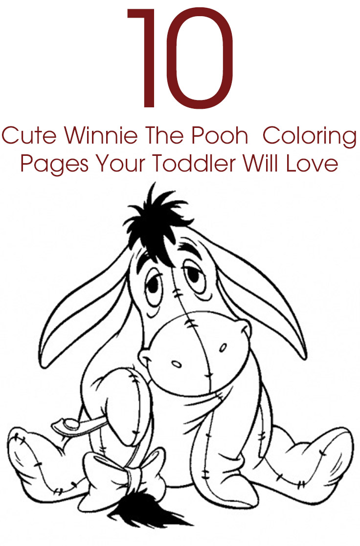 Coloring sheet for toddlers - Coloring Sheet For Toddlers 19