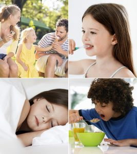 10 Habits Parents Should Teach Their Children For School