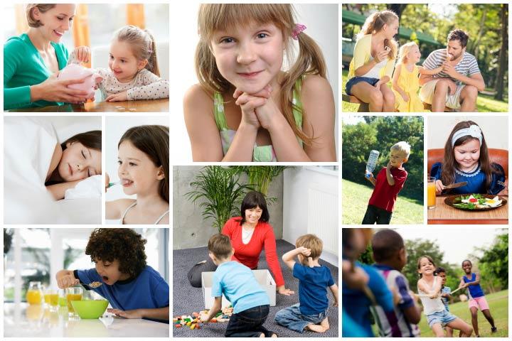 10 habits parents should teach their children for school Images